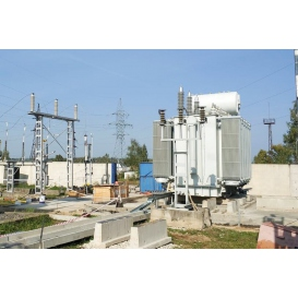 Transformer for IDGC of Center and Volga Region