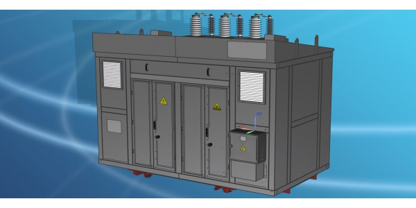 Dry Distribution Transformers