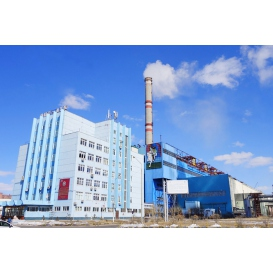 Reconstruction of a Thermal Power Station in Mongolia